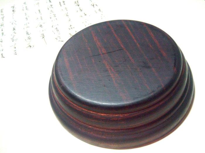 【心聚福香堂】原木底座擺設 (寶貝蛋)得標加購專用標 特別加購價$80元