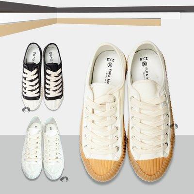 餅乾鞋 【黑色、白色、全白色】 現貨當天發 台灣製女鞋 防臭鞋墊 帆布鞋 富發牌 -阿法.伊恩納斯 多色 穿搭  流行