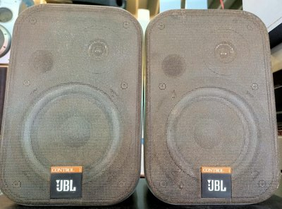 【美國JBL】Control 1X 二音路適用 商用空間 展場 居家喇叭