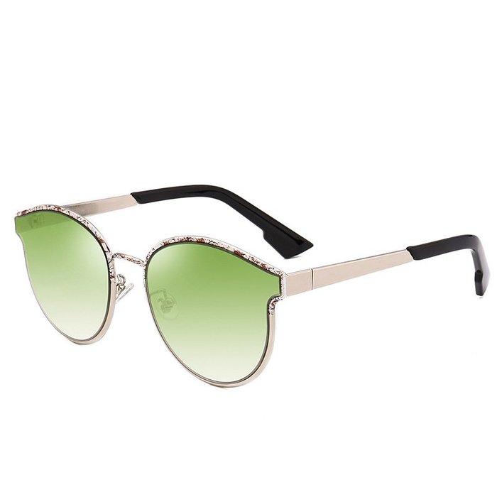 [馳騁]2001現貨7-11全家快速到貨韓國韓版鏡框墨鏡太陽眼鏡鏡框新款太陽鏡歐美街拍時尚海洋片墨鏡男批發659
