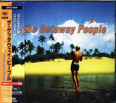 K - The Getaway People - Self Titled - 日版 CD+1BONUS
