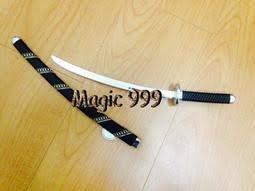 [MAGIC 999] 塑膠玩具 cosplay相關配件 武士刀 塑膠材質 安全 優惠特價49NT.