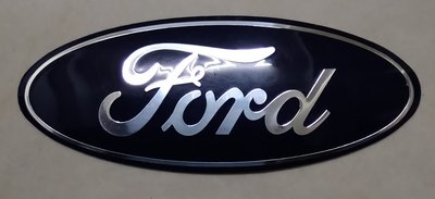 福特原廠水箱罩廠徽銘版 Ford Focus 2代用