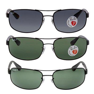 【換日線】男太陽眼鏡 Ray Ban Polarized Mens Sunglasses RB3445 - Choose color & size