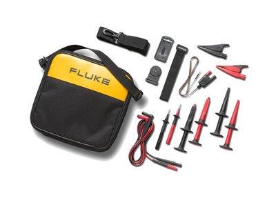 [捷克科技] 福祿克 FLUKE TLK289 工業大師 附件測棒組合包 專用測試組 專業電錶儀錶
