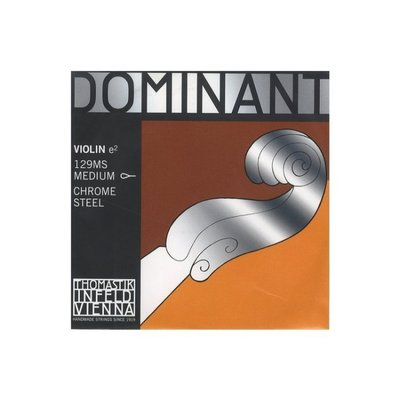 【【蘋果樂器】】No.617 全新奧地利 THOMASTIK DOMINANT 4/ 4小提琴弦, 單E弦~ 新北市