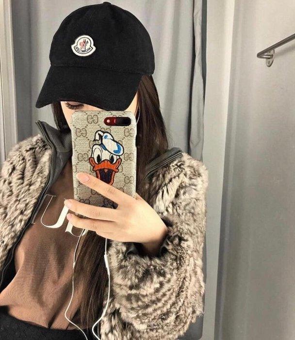 Moncler 棒球帽女生的大人款沒有分尺寸喔!後面頭圍可以調整  (預購)東區正品專賣店