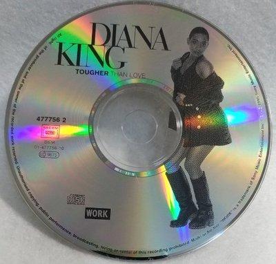 黛安娜金恩 Diana King〝 愛得更堅強 Tougher Than Love〞