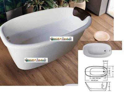【yapin小舖】古典浴缸.獨立浴缸.壓克力浴缸.免施工浴缸.擺放即可用.