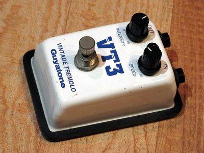 ☆ 唐尼二手好貨專區︵☆ 日本製 Guyatone VT3 Vintage Tremolo 經典顫音單顆效果器