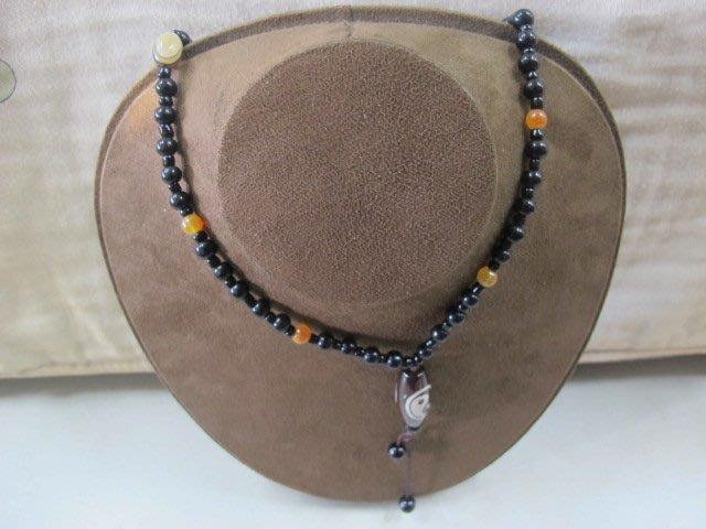 二手舖 NO.3187 天眼珠項鍊 手鍊 項鍊 手珠 首飾飾品