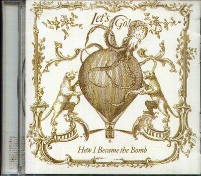 八八 - HOW I BECAME THE BOMB - Let's Go  - 日版 CD+3BONUS