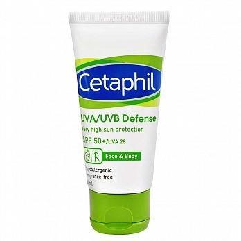 Cetaphil 舒特膚 極緻全護低敏防曬霜 50ML/瓶 6瓶免運【G000862】