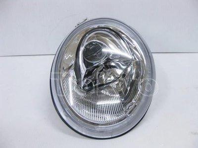 @Tokyo東京車燈部品@福斯 VW BEETLE 金龜車 98-05 美規晶鑽魚眼大燈一顆1900
