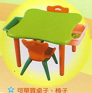 @企鵝寶貝二館@ FU-12 桌椅組(1桌+2椅)~可議價
