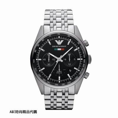 A&E精品代購EMPORIO ARMANI 阿曼尼手錶AR5983  經典義式風格簡約腕錶 手錶