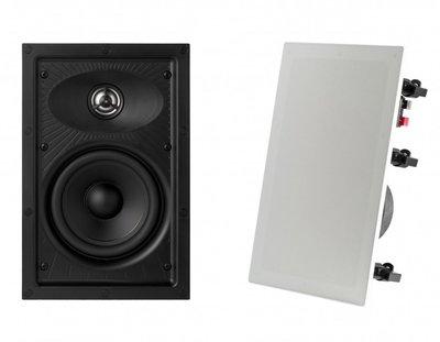 HD COMET HD-W510 5吋長方形嵌入式喇叭 /對 新店音響