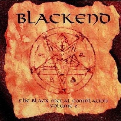 《絕版專賣》Blackend / The Black Metal Compilation Volume 2 (2CD)