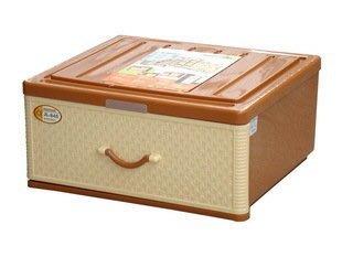 【生活空間】4個以上另有優惠/佐籐JL945最大單層抽屜式抽納箱/收納箱/房間收納/置物櫃/整理箱/衣物整理