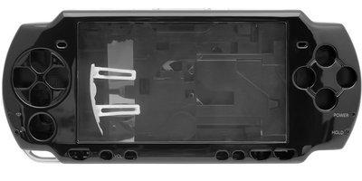 【出清商品】SONY PSP 2000 2007 副廠 全機外殼 機殼 專業維修 快速維修 黑色 不含按鍵 螺絲 台中