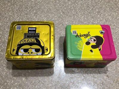 Adoonga 屁屁猩 藍芽耳機 紅色/Airpods 保護套裝 藍芽耳機保護套 黃色/黑色