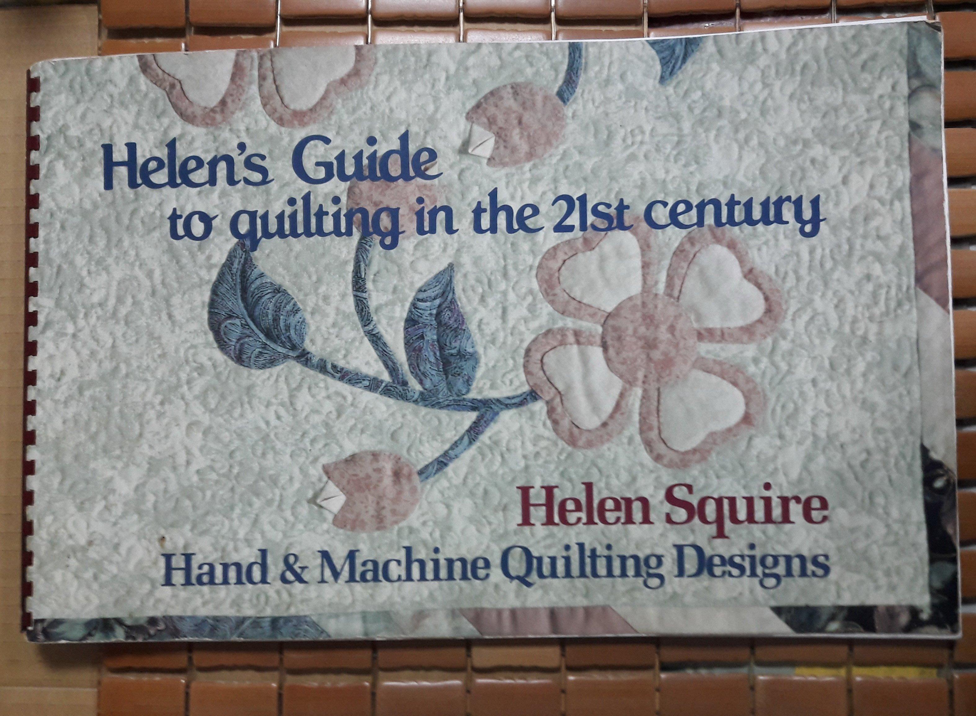 不二書店 Helens Guide to Quilting in the 21st Century