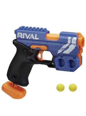 紅藍都有 NERF Rival Knockout XX-100 單發球槍