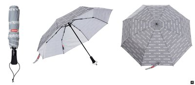【HOMIEZ】Supreme x ShedRain Reflective Repeat Umbrella 反光 雨傘