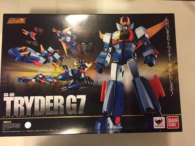 超合金魂 Tryder G7 Gx-66 全新未開