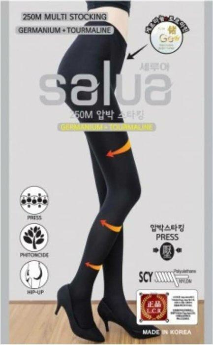 韓國正品(現貨H2) ~ Salua 褲襪 ,提臀顯瘦,超讚~