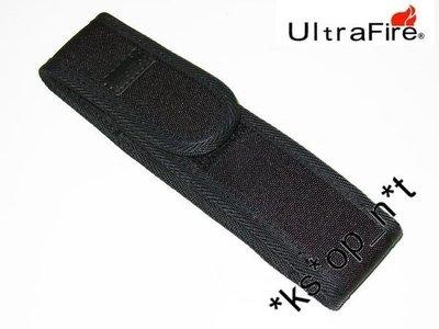 {MPower} UltraFire 優質 魔術貼 電筒套 電筒袋 Flashlight bag ( 適合大部份電筒 ) - 原裝行貨
