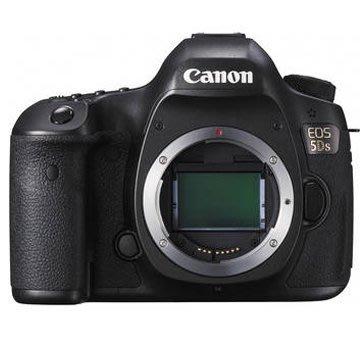 """《晶準數位》Canon EOS 5Ds 單機身..雙""""DIGIC 6""""數碼影像處理器.5,060萬像素超高像素全片幅"""