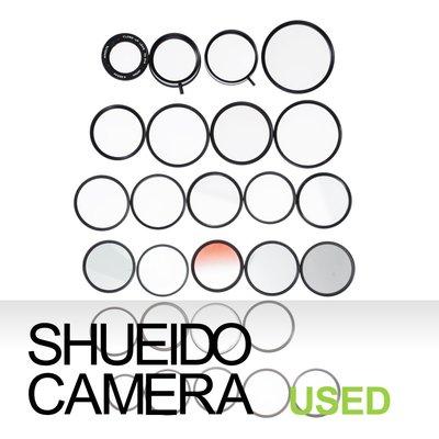 集英堂写真機【全國免運】現狀品 37-72mm 鏡頭保護鏡濾鏡 X 27 CANON NIKON PENTAX 416