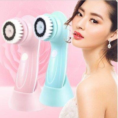 充電式潔面儀 毛孔清潔器 洗臉神器 自動洗臉器 電動 軟毛刷MJBL