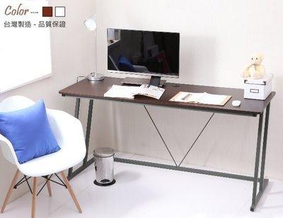 ☆幸運草精緻生活館☆DE-033~160公分附線孔蓋Z型書桌(2色) 電腦桌 工作桌-白色暫缺 高雄市
