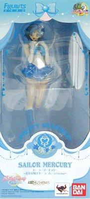 日本正版 萬代 figuarts zero 美少女戰士 Crystal 水手水星 水星仙子 公仔 模型 日本代購