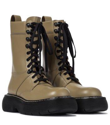 HJ國際精品館21春夏BOTTEGA VENETA 651411 The Bounce靴子