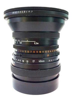 @佳鑫相機@(中古託售品)HASSELBLAD 哈蘇 Carl Zeiss Distagon T* CF 40mmF4 廣角鏡頭