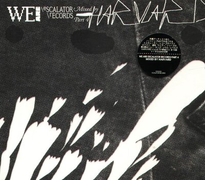 K - WE ARE ESCALATOR RECORDS PART.4 by HARVARD - 日版 - NEW