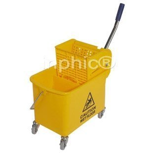 INPHIC-輕巧型榨水車拖把車拖把桶清潔用品
