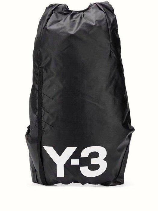 凱莉代購 新款Y-3男女同款運動休閒雙肩包Y-3 YOHJI BP II DY0517 預購