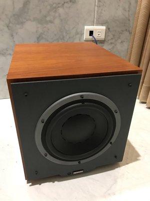 丹麥DYNAUDIO Sub 300 超低音喇叭(展示出清  可議價)(面交付)
