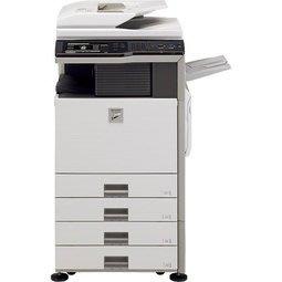 【小智】彩色SHARP MX-2600FN (中文/影印/傳真/列印/掃瞄/雙面/4紙匣)_