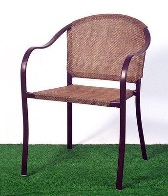 鐵製網布椅~大台中地區免運費