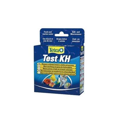 魚樂世界水族專賣店# 德國 Tetra Test KH 碳酸鹽硬度測試劑(KH)