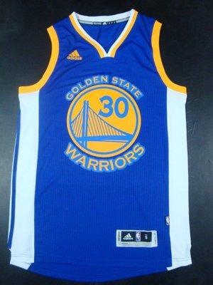 *昕衣屋*轉賣正品 NBA adidas 籃球背心 史蒂芬·柯瑞 Stephen Curry 勇士隊-大人XS