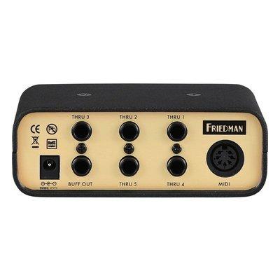 【成功樂器】Friedman BUFFER BAY 6 電吉他單顆效果器