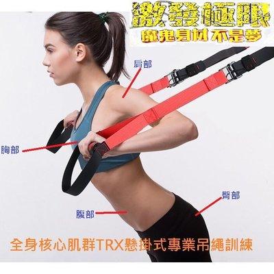 【免運費】P3 競技版 TRX PRO 家用專業懸吊訓練組 運動 健身器材 運動 懸吊系統 瑜珈墊 拉力繩 Y071