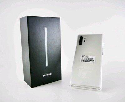 SAMSUNG 三星 Galaxy Note 10+ Note 10 plus Note10+ 12G/256G 星環白