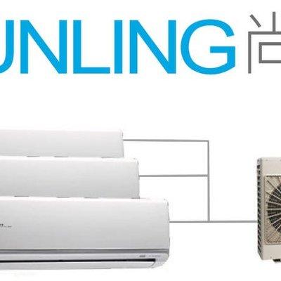 尚麟SUNLING 日立 變頻 頂級 冷暖 一對五冷氣 RAM-160NK 6噸 吊隱/壁掛 自由配 20-25坪